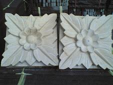 ornamen bunga agnes