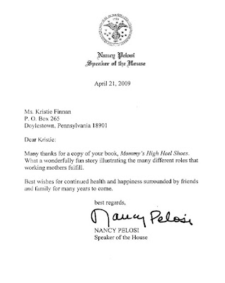 thank you letter to speaker