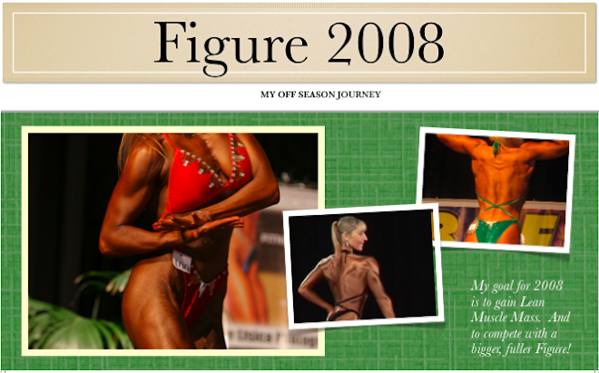 Figure Bodybuilding 2008