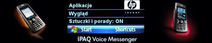 HP iPAQ 514 po polsku