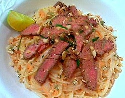 Thai Flank Steak Food Wishes