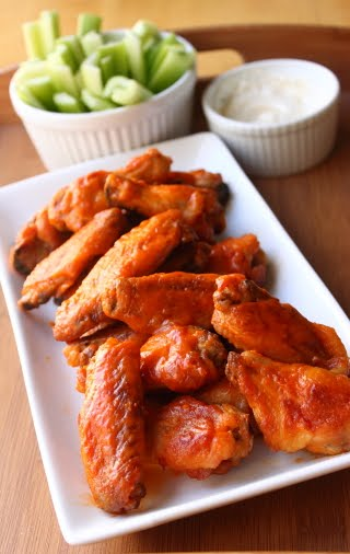 Food Wishes Video Recipes: Original Buffalo Chicken Wings (Shaken, Not ...