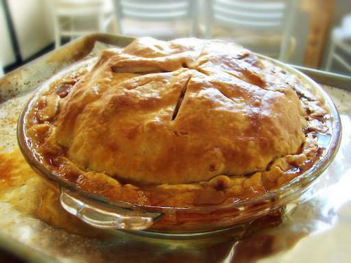 ... Wishes Video Recipes: A Classic American Apple Pie – Warning