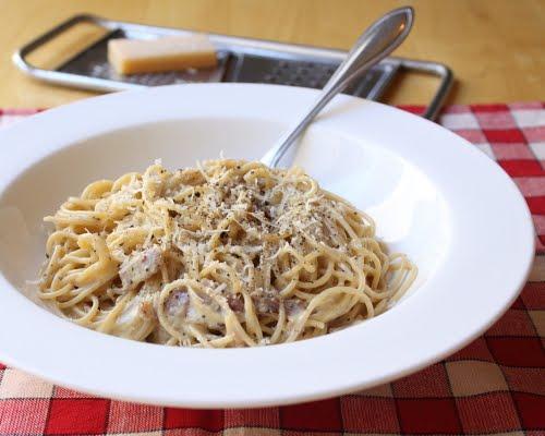 Spaghetti alla Carbonara for Real