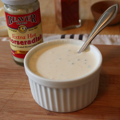 Food Wishes Video Recipes: How to Make Horseradish Sauce and Giving ...