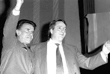 Kirchner y Menem
