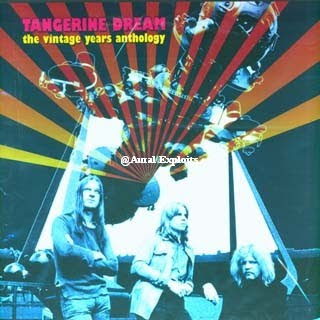 TANGERINE DREAM, The Vintage Years