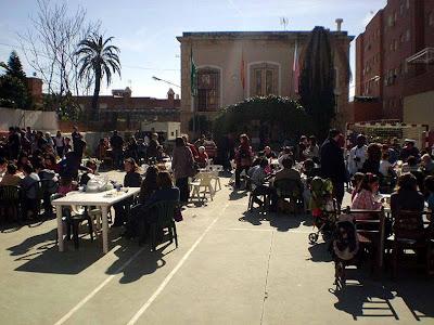 Fiesta salesiana en Los Molinos el pasado domingo