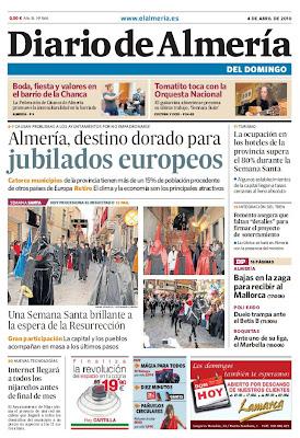 El Viernes Santo en la prensa