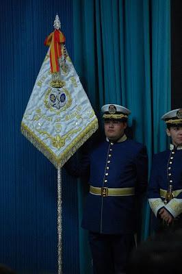 La Agrupación musical 'Ntra. Sra. del Mar' presenta sus nuevos uniformes y banderín en un espléndido concierto