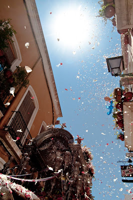 Almería parte para el Rocío