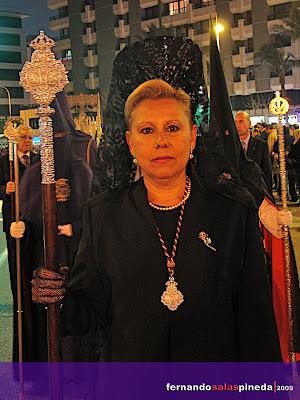 María del Carmen Pantoja Arias se convierte en la primera mujer que dirige Pasión