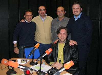 El viernes regresa 'Pasión', el programa de Canal sur radio en Almería