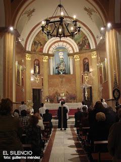Hoy comienzan los ejercicios espirituales de San Agustín