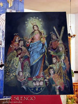 Manuel Prados pinta la gloria de Gracia y Amparo