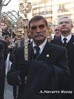 Félix Miguel Donis se presenta a las elecciones en la Esperanza Macarena