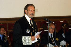 Benito Gálvez Acosta pregonará la Semana Santa de Almería en 2010