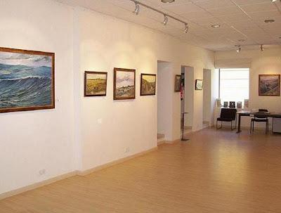 El Resucitado organiza un concierto de Navidad en la galería de arte ARGAR