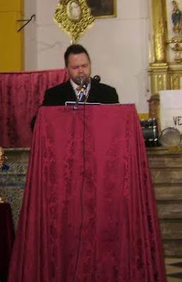 Francisco Javier Requena Ariza exaltará a la Virgen de Gracia y Amparo