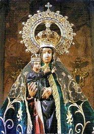 Hoy comienza el Triduo de la Virgen del Mar