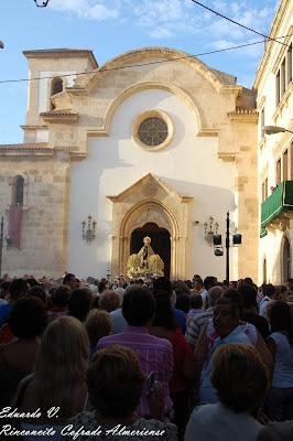 Galería fotográfica de la Virgen del Mar en 'Rinconcito cofrade almeriense'