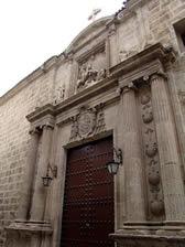 A las 12 de la noche la parroquia de Santiago abrirá sus puertas para felicitar a la Virgen de los Dolores