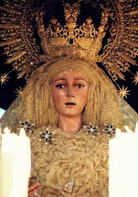 Esta tarde sale en Rosario la Esperanza Macarena