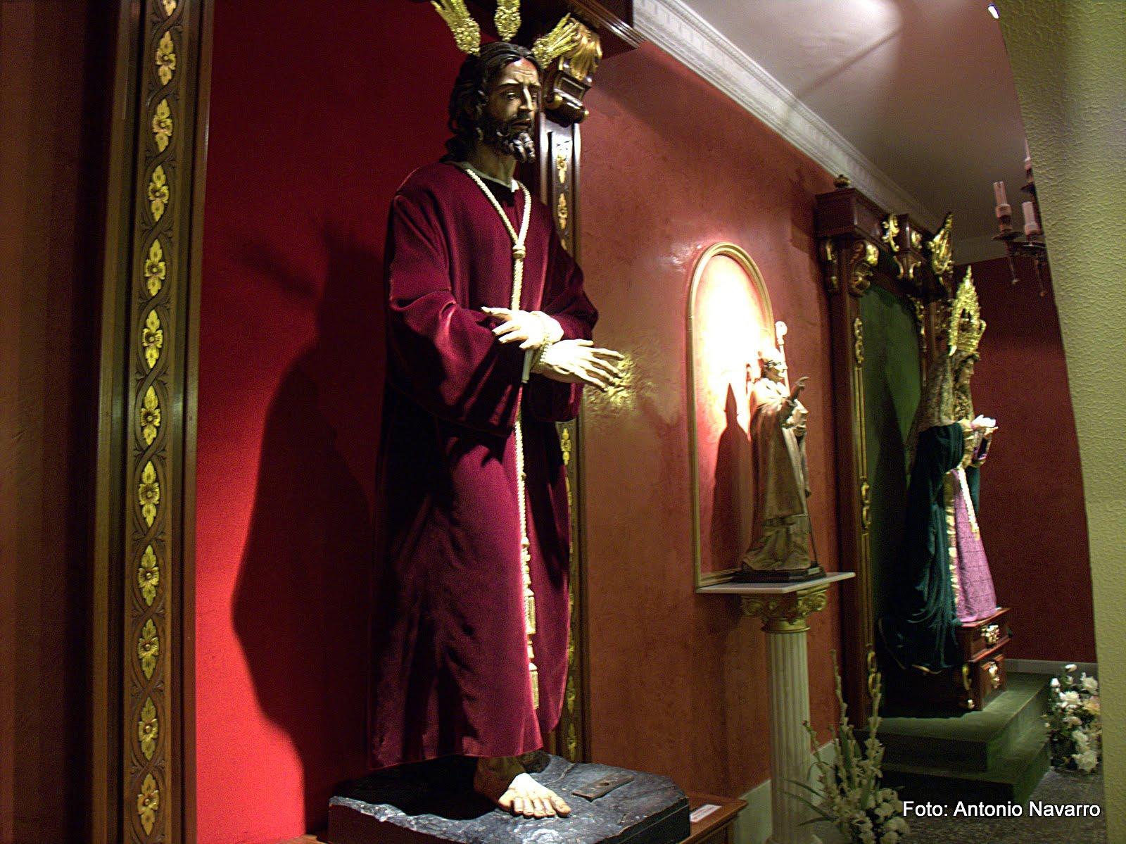 El Señor de la Sentencia y la Esperanza Macarena regresan a San Ildefonso