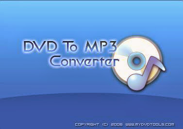 DVD to MP3 Converter + Serial
