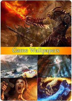 20zry3q Baixar   HD Game Wallpapers Pack 01