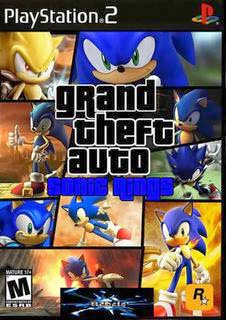 capad >Grand Theft Auto   Sonic Rings   PS2