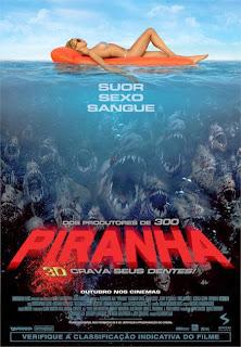 Filme Poster Piranha DVDRip XviD Dual Áudio & RMVB Dublado