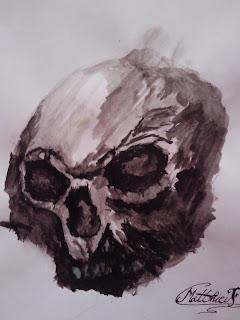 L'antre de Morgor Paintskull