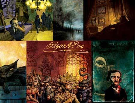 UN SUEÑO  (Edgar Allan Poe)