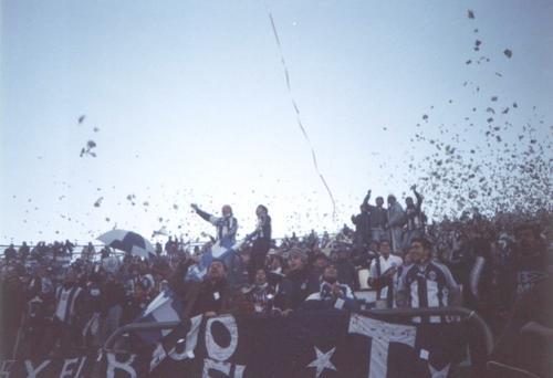 copando Mendoza de nuevo ! ganamos 1-0 a San Martin de Mza