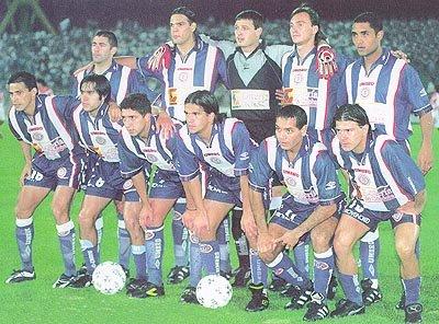 CAMPEONES COPA CONMEBOL 1999