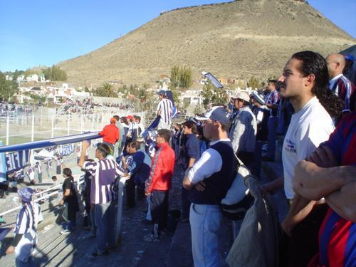La banda en Chubut en la B Nacional