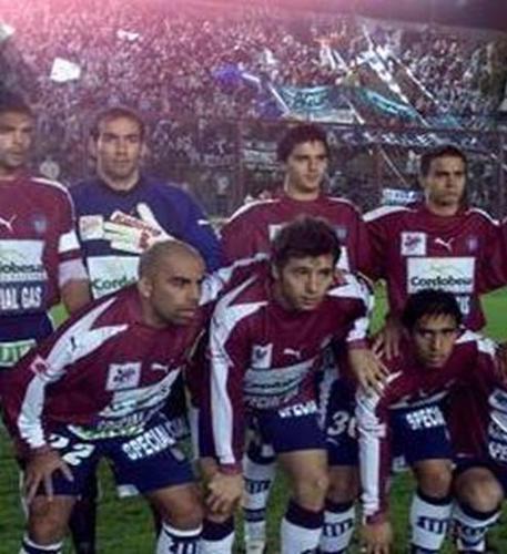Copando la cancha de Argentinos Juniors