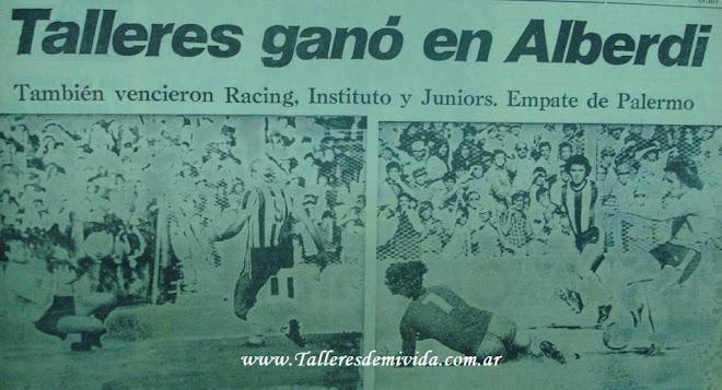 ultimo partido en la cancha de Belgrano