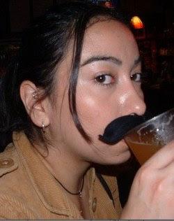Rebecca Mustache