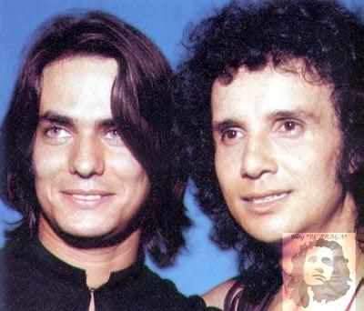 Roberto Carlos e Ronnie Von