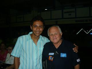 Roberto Carlos Em Teresina ! - James Lima e Genival Barros