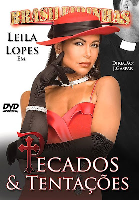 Leila Lopes Pecados e Tentações Porno