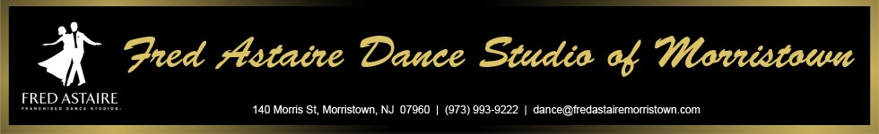 Let's Dance @ Fred Astaire Dance Studio of Morristown