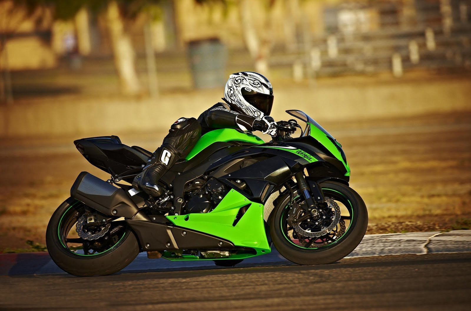 Kawasaki Ninja R Adjustable Handles