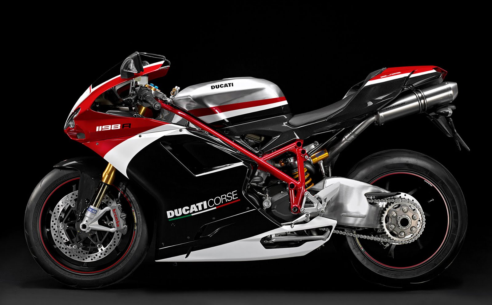 Burn the Hells Highway  2011 Ducati 1198R Corse Special Edition