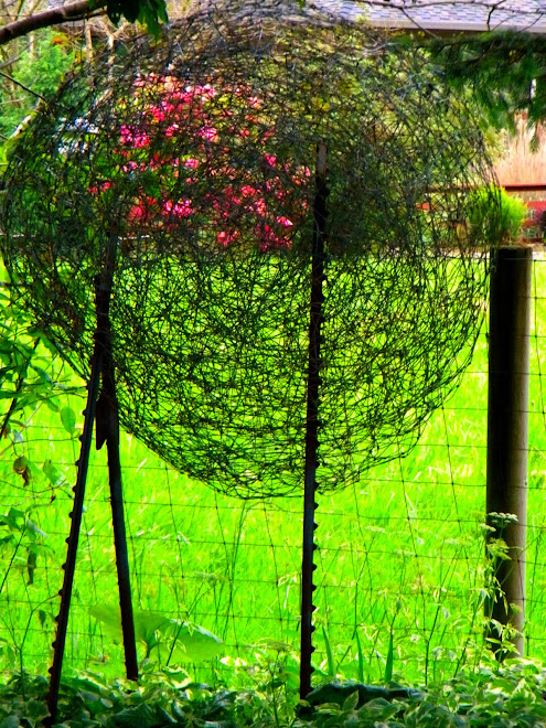 Sphere Made of Fences