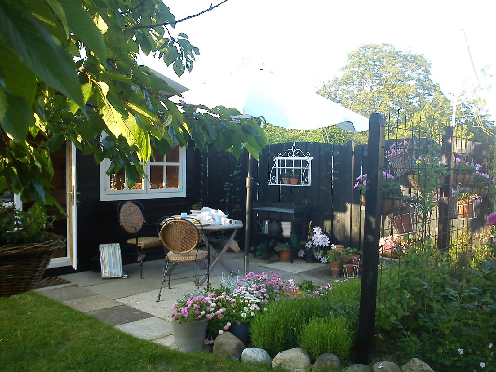 Nettes lille have: en have i forandring