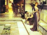 Римска баня съблекалня настаняване