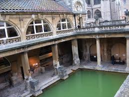 Римска баня спа процедури